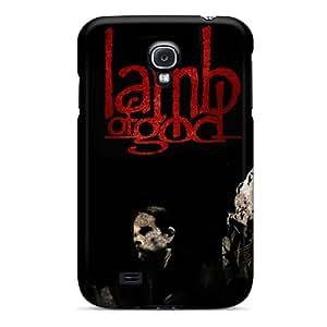 Samsung Galaxy S4 LPv19427HqKf Provide Private Custom Realistic Lamb Of God Pattern Perfect Hard Phone Case -JasonPelletier