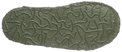 Nanga Conquistador Jungen Flache Hausschuhe Grün (dunkelgrün / 98)
