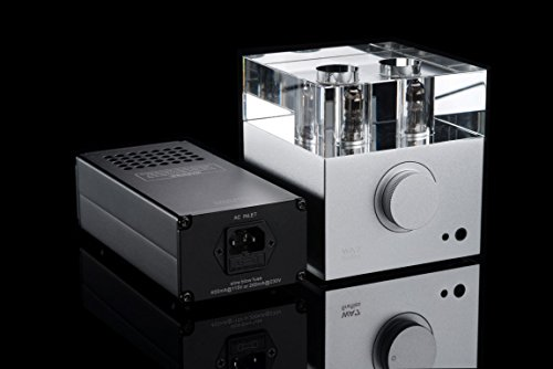 Woo Audio WA7d Fireflies Duo Headphone Amplifier/DAC in Silver - Firefly Amplifier