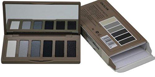 Natural Eyeshadow Perfect Palette (B)