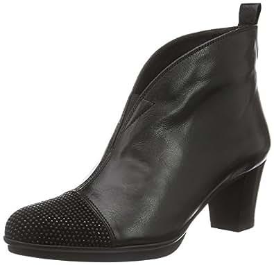 RemonteRemonte Damen Stiefelette - Botines de Caño Bajo Mujer, Color Negro, Talla 39