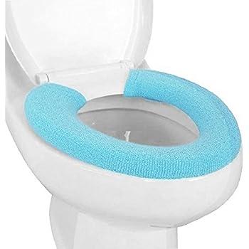 Amazon Com Ruichy Bathroom Warmer Soft Round Toilet