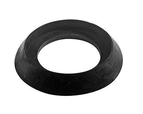 Danco 80857 Tank To Bowl Spud Gasket, For Use With Kohler, Alamo And Well worth Toilets, 4-3/16 X 2-3/8 X 3/4 In, Rubber, Black