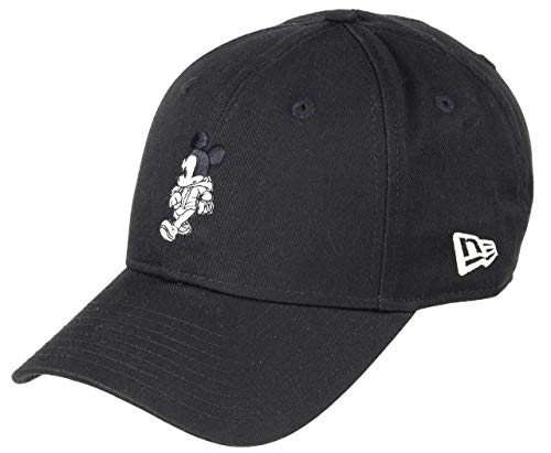 New Era Skate - New Era 9FORTY Disney Street Mickey Mouse Adjustable Cap - One Size Black
