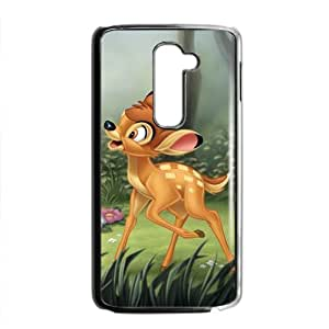 Happy Bambi Design Best Seller High Quality Phone Case For LG G2