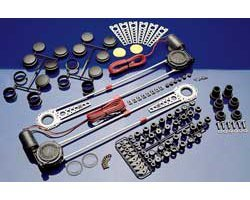 Spal Power Window Kit (SPAL Standard Power Window Kit With Thermal Overload - SPAL 33000031)