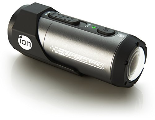 iOn Speed Pro 14MP 1080p Full HD Action Camera with Automoti