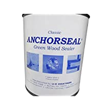 Classic Anchorseal Green Wood Sealer 1 Gallon