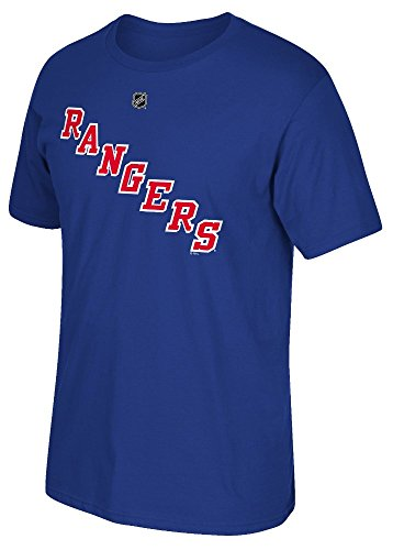 Ryan McDonagh New York Rangers Jersey Name and Number T-Shirt - Jersey T-shirt Ranger