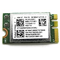 New Genuine HP b/g/n WiFi WLAN + Bluetooth BCM943142Y 922608-001 792200-001