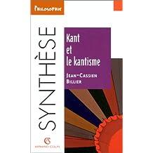 KANT ET LE KANTISME  11