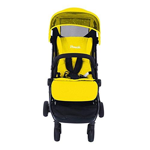 Cochecito de bebé de alta calidad, peso ligero, para bebés, 2018 amarillo amarillo Talla:47.5 * 36 * 52cm: Amazon.es: Bebé