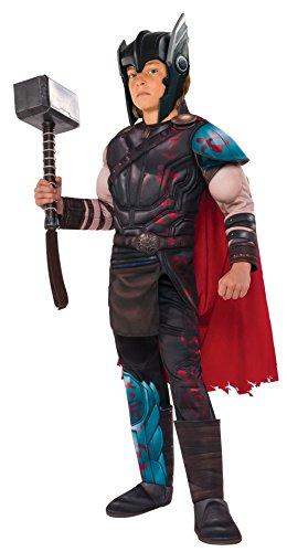Rubie's Thor: Ragnarok Child's Deluxe Gladiator Thor Costume, Large