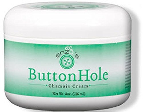 Enzo's Button Hole Chamois Cream Tingle Free