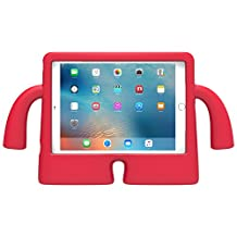 Speck 77641-B104 iGuy Case and Stand for 9.7-Inch iPad Pro, Chili Pepper Red