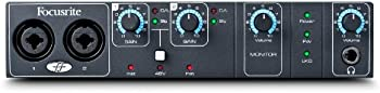 Focusrite Saffire Pro 14 Audio Interface with 2 Mic Preamps