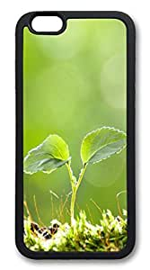 iphone 6 4.7inch Case Green Life 04 TPU Custom iphone 6 4.7inch Case Cover black