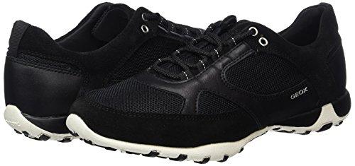 Mujer Freccia D Negro Para Zapatillas Geox blackc9999 A xXCSdcw