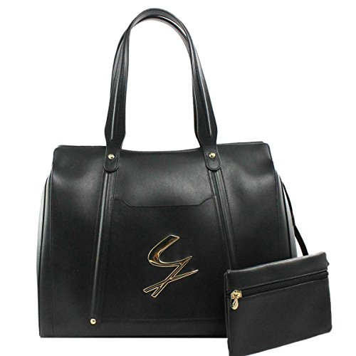 BORSA DONNA GATTINONI SHOPPING BAG MINERVA BLACK