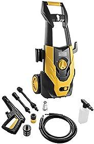 Tramontina 42550012, Lavadora de Alta Pressão, Tensão 127V, Potencia 1400W, Amarelo