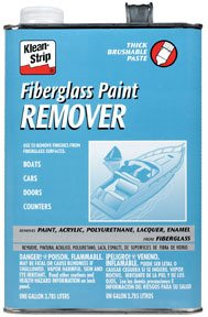 Fiberglass Paint Stripper Gallon (KLSAF354-1) Category: Automotive Paint Strippers