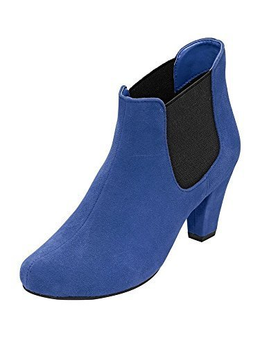 Veloursleder Best Stiefelette von Blau Connections wtqqF5v0