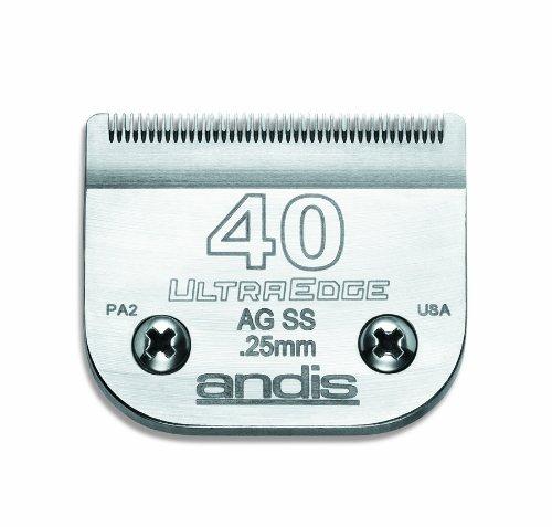 Cuchillas : Andis 40 Ultra Edge 64084 Reemplazo