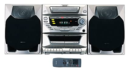 Fisher DCSS400 Compact Stereo System: Amazon in: Electronics