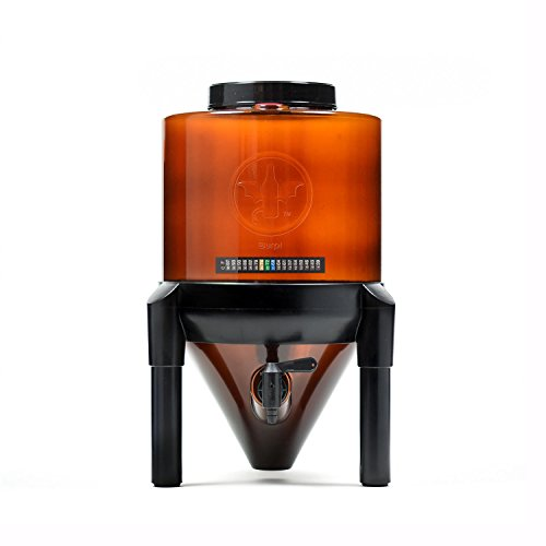 BrewDemon 80000 Conical Fermenter Amber product image