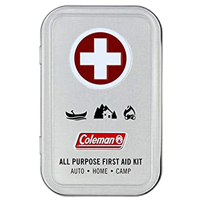 Coleman All Purpose 27 Piece Mini Kit, Travel First Aid Kit by Coleman