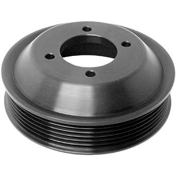 URO Parts 11 51 1 436 590-PRM Aluminum Water Pump Pulley
