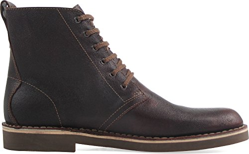 Bushacre CLARKS Leather Top CLARKS Boot Mens Chukka Mens Chestnut twSqz