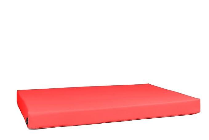 MiPuf - Colchon para Palet Tamaño 120x80x10 - Tejido Nautico ...