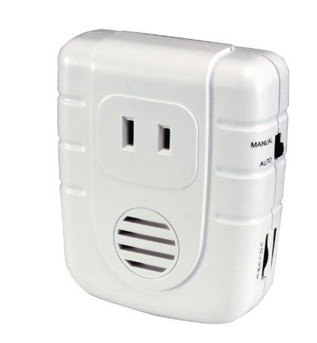 Heath Zenith SL-6012-WH5 Wireless Command Lamp Plug-in