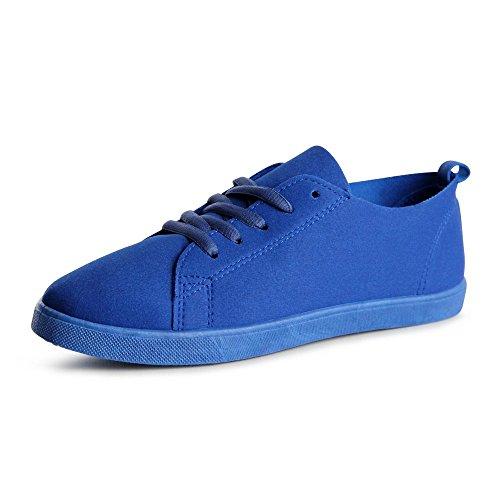 Blue Topschuhe24 Ny Topschuhe24 Donna Sneaker Donna XZwdpxqdz