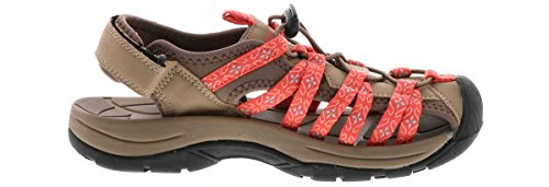 Women's Northside Coral Sandal Comfort Savannah Tan 8qafqO