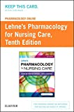 img - for Pharmacology Online for Lehne's Pharmacology for Nursing Care (Access Card) book / textbook / text book