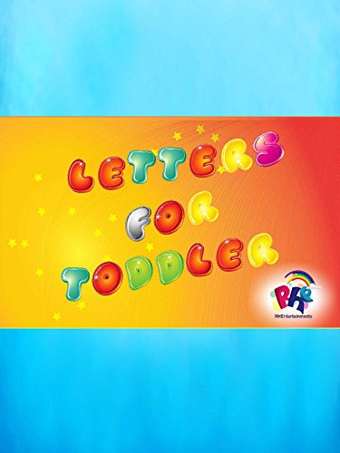Letters For Toddler on Amazon Prime Video UK