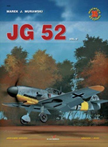 JG 52: v. 2 (Air Miniatures KG1035) (English and Polish Edition) by Marek Murawski (2010-01-05) pdf epub