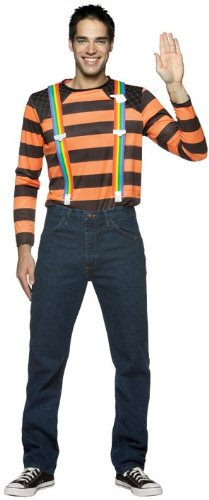 Mork From Ork Costume - Suspender Kit -