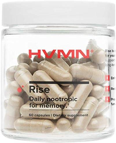 HVMN Rise Supplement Ashwaghanda Citicoline product image