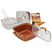 Square Copper Pan Pro - As Seen On TV