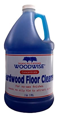 Woodwise® 1 Gallon Concentrate No-Wax Hardwood Floor Cleaner