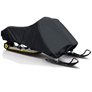 Snowmobile Snow Machine Sled Cover Fits Yamaha Exciter 1987 1988 1989 1990 1991 1992 1993 SBU Best Christmas Gift