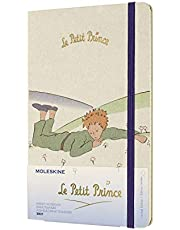 """Moleskine Limited Edition Le Petit Prince 12 Month 2021 Weekly Planner, Hard Cover, Large (5"""" x 8.25"""") Landscape"""