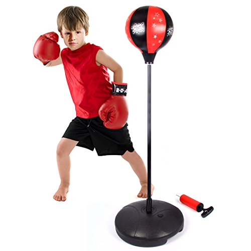 Boxing Bag On Pull Up Bar - 6