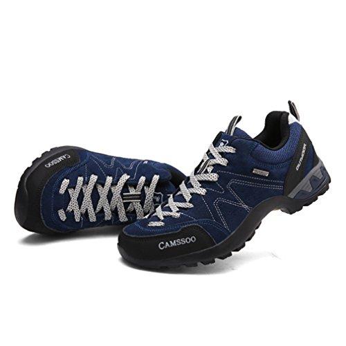 bajo foncé Unisex botas de bleu caño XIGUAFR adulto w0qftx6xa