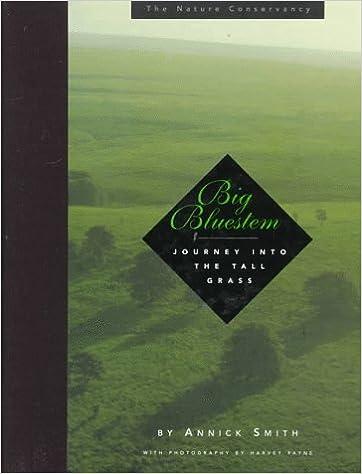 Amazon Big Bluestem A Journey Into The Tallgrass 9781571780317 Annick Smith Harvey Payne Carol Haralson Books