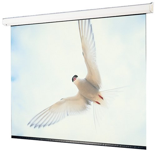 Draper 116240 119-Inch Targa HDTV Motorized Screen (Matte White) (Discontinued by Manufacturer)