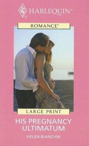 book cover of His Pregnancy Ultimatum